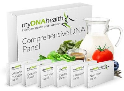 DNA Testing – Cutting Edge Nutrition