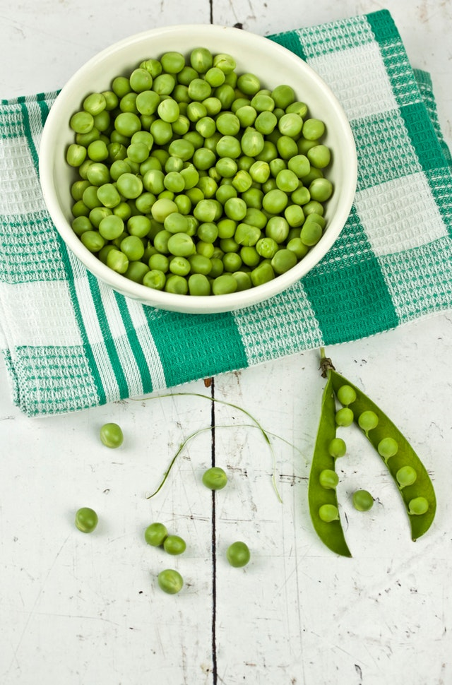 Springtime Recipes – Pea And Parsley Dip