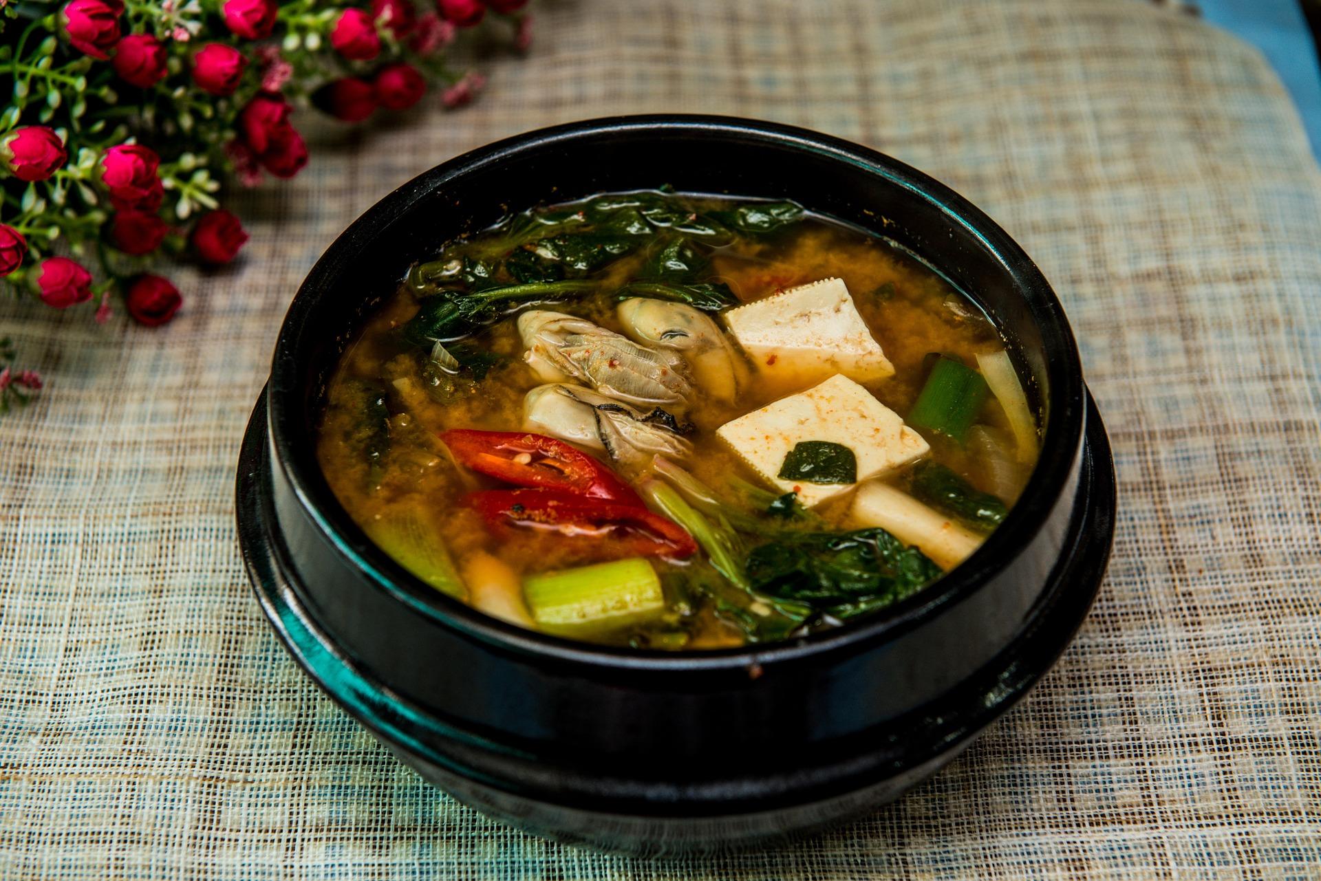 Springtime Recipes – Spring Miso Soup