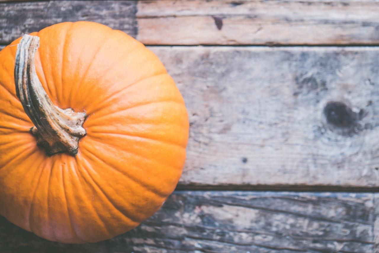 Autumnal Stuffed Pumpkin -Recipe
